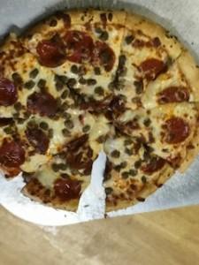 PAR-TEE PIZZA