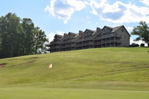 Condos on #15 and gorgeous view of Norris Lake